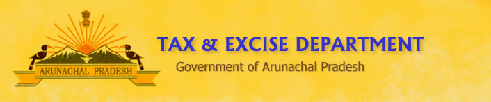 Home: Welcome to Official website of Department of Tax and Excise, Govt. of Arunachal Pradesh, India